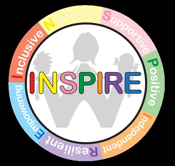 Ethos and values logo